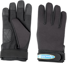 Black Thunder Sports Glove